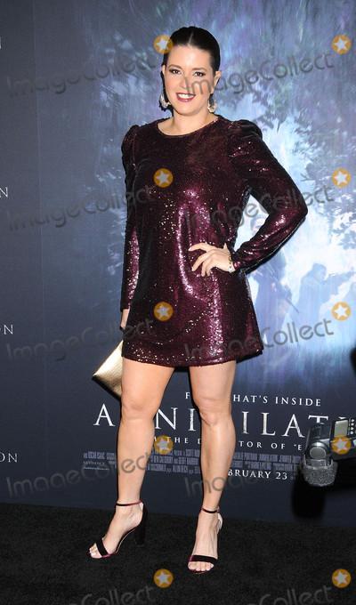 Photos From 'Annihilation' Premiere