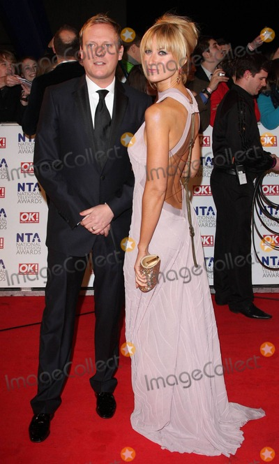 Antony Cotton,Katherine Kelly Photo - National TV Awards