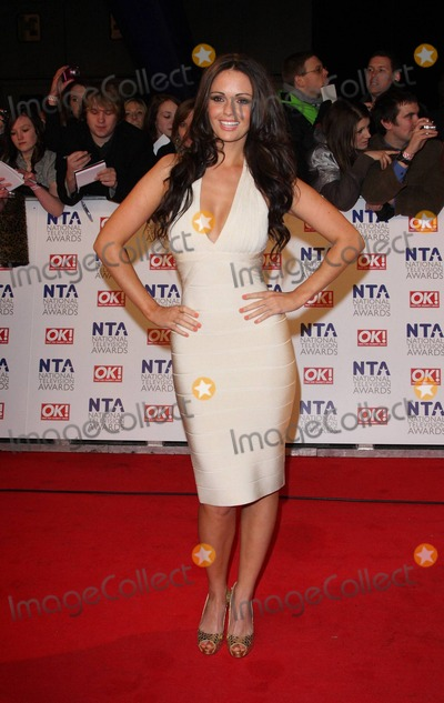 Jennifer Metcalfe Photo - National TV Awards