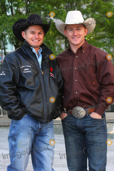 Photos and Pictures - Cowboys Jet Mccoy and Cord Mccoy From