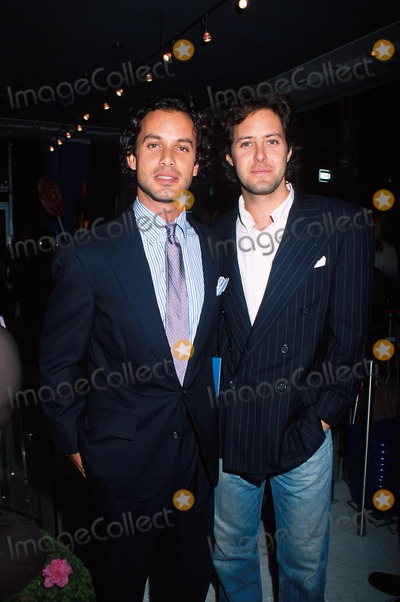 Andrew David Photo -  101601 Dylans Candy Bar Grand Opening in NYC Andrew and David Lauren Photo by Henry McgeeGlobe Photos Inc