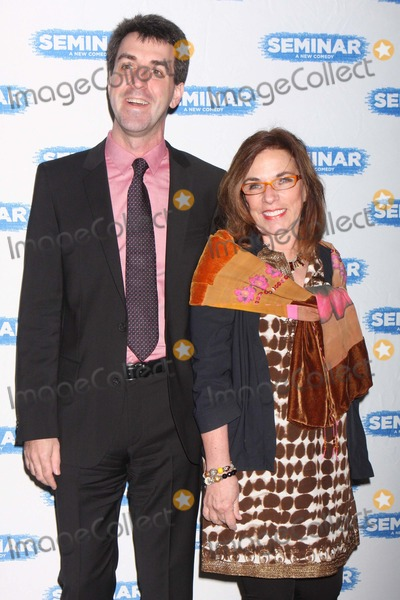Jason Robert Brown Photo - Jason Robert Brown and Marsha Norman Arriving at the Opening Night Performance of Seminar at Gotham Hall in New York City on 11-20-2011 Photo by Henry Mcgee-Globe Photos Inc 2011