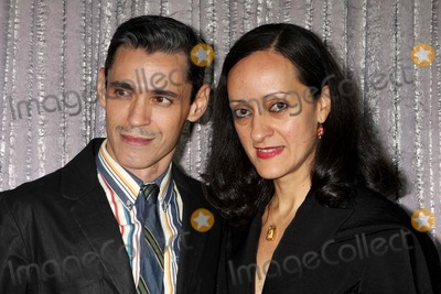 Ruben Toledo Photo - Ruben Toledo and Isabel Toledo Arriving at Fits Couture Council Artistry of Fashion Award to Isabel Toledo Benefit Luncheon at the Rainbow Room in New York City on 09-03-2008 Photo by Henry McgeeGlobe Photos Inc 2008