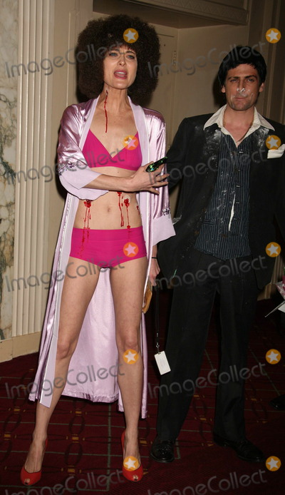 Aaron Ward Photo - New York NY 10-31-2006Shalom Harlow and Aaron Ward attend Bette Midlers New York Restoration Project Benefit Halloween Gala Hulaween at Waldorf Astoria Digital Photo by Lane Ericcson-PHOTOlinknet