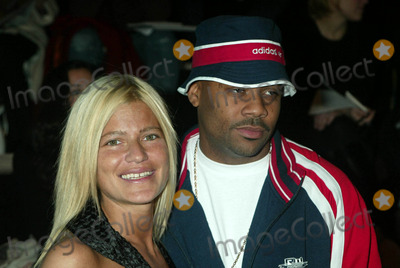 Alice Roi Photo - Lizzie Grubman and Damon Dash at Alice Roi Showing of Fall Collection at the Pavilion in Bryant Park in New York City on February 9 2003 Photo by Henry McgeeGlobe Photos Inc2003 K22870hmc 0209