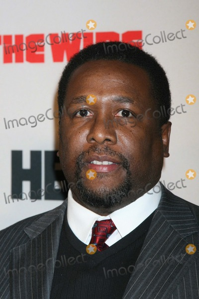 Wendell Pierce Photo - NYC  010408Wendell Piercepremiere of the 5th and final season of HBOs THE WIRE at Chelsea West TheaterDigital Photo by Adam Nemser-PHOTOlinknet