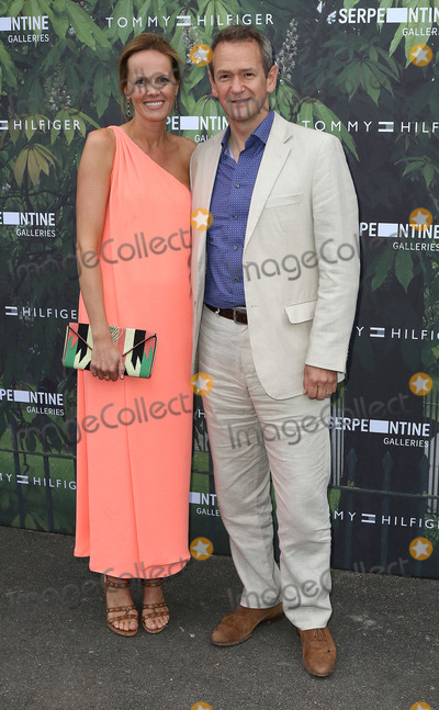 Alexander Armstrong Photo - July 6 2016 - Hannah Bronwen Snow and Alexander Armstrong attending The Serpentine Summer Party 2016 Co-Hosted By Tommy Hilfiger at The Serpentine Gallery in London UK