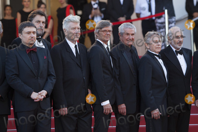 Claude Lelouch Photo - CANNES FRANCE - MAY 23 Nanni Moretti Cristian Mungiu Bille August Claude Lelouch David Lynch Roman Polanski Jerry Schatzberg attend the 70th Anniversary of the 70th annual Cannes Film Festival at Palais des Festivals on May 23 2017 in Cannes France (Photo by Laurent KoffelImageCollectcom)