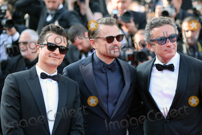 Alejandro Agag Photo - CANNES FRANCE - MAY 23 Orlando Bloom Leonardo DiCaprio and Alejandro Agag attend the screening of The Traitor during the 72nd annual Cannes Film Festival on May 23 2019 in Cannes France(Photo by Laurent KoffelImageCollectcom)