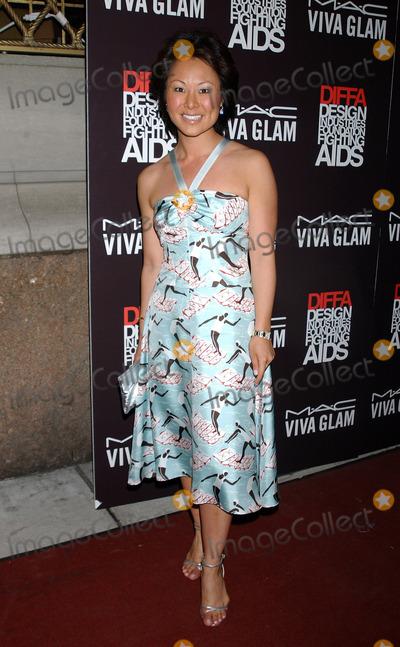 Alina Cho Photo - NEW YORK JUNE 15 2005    Alina Cho at MACS Viva Glam Casino to Benefit DIFFA held at Gotham Hall