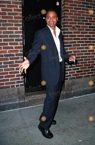 Photo - CELEBRITIES ON THE LATE SHOW WITH DAVID LETTERMAN