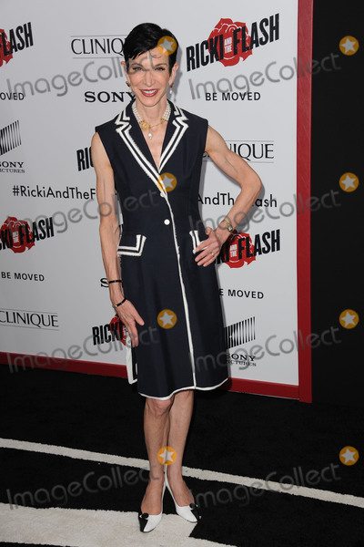 Amy Fine Collins Photo - August 3 2015 New York CityAmy Fine Collins attending the New York premiere of Ricki And The Flash at AMC Lincoln Square Theater on August 3 2015 in New York CityCredit Kristin CallahanACE Tel (646) 769 0430
