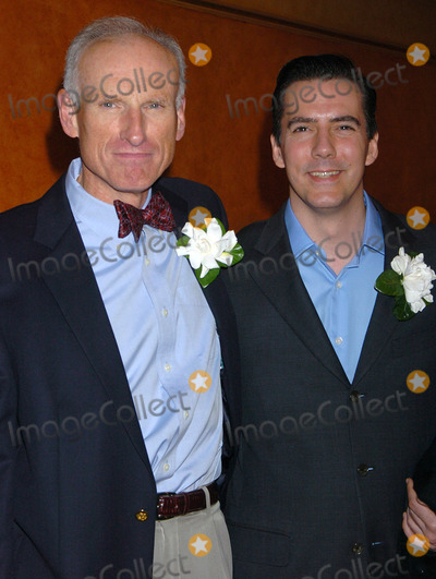 Adam Trese Photo - NEW YORK OCTOBER 28 2004    Adam Trese and James Rebhorn attend the Roundabout Theatre Companys production of Twelve Angry Men