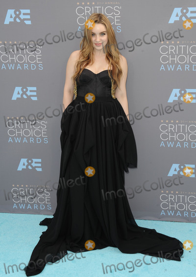 Alexa Losey Photo - January 17 2016 LAAlexa Losey arriving at the 21st Annual Critics Choice Awards at Barker Hangar on January 17 2016 in Santa Monica California By Line Peter WestACE PicturesACE Pictures Inctel 646 769 0430