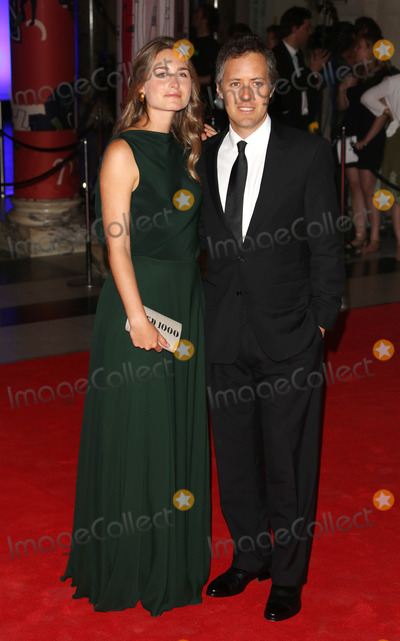 July 25 2012 London David Lauren And Lauren Bush At The