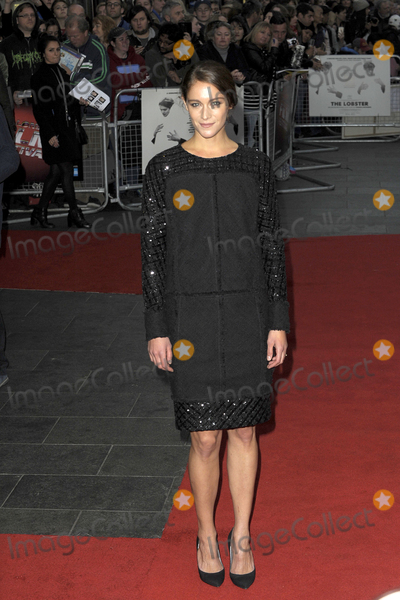 Ariane Labed Photo - October 13 2015 LondonAriane Labed attending the premiere of Lobster at the Vue Leicester Square during the London Film festival on October 13 2015 in LondonBy Line FamousACE PicturesACE Pictures Inctel 646 769 0430