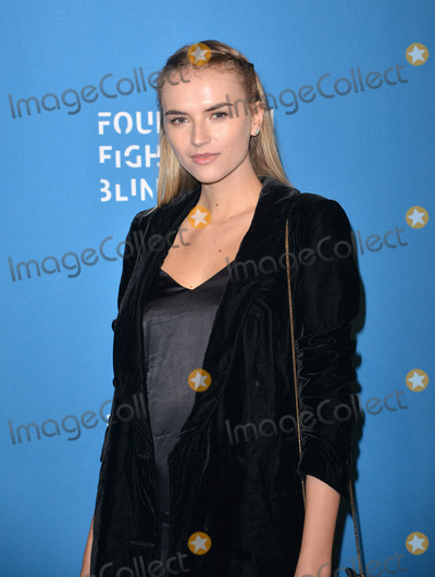 Anabela Belikova Photo - April 12 2016 New York CityAnabela Belikova arriving at the 2016 Foundation Fighting Blindness World Gala at Cipriani Downtown on April 12 2016 in New York City By Line Curtis MeansACE PicturesACE Pictures Inctel 646 769 0430