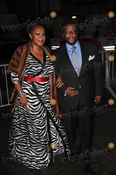 Wendell Pierce Photo - Producer Lisa Cortes and Actor Wendell Pierce arriving at the 2009 New York Film Festivals screening of Precious at Alice Tully Hall on October 3 2009 in New York City