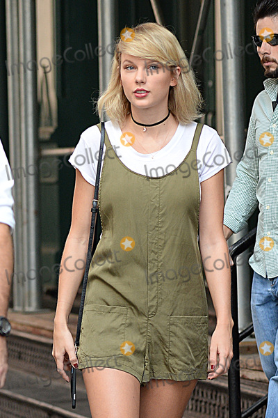 Photos From Taylor Swift Sighting 083116