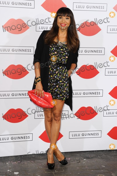 Alexandra Maurer Photo - Alexandra Maurer arrives for The Lulu Guinness Paint Project Event at the Old Sorting Office London 11072013 Picture by Steve Vas  Featureflash