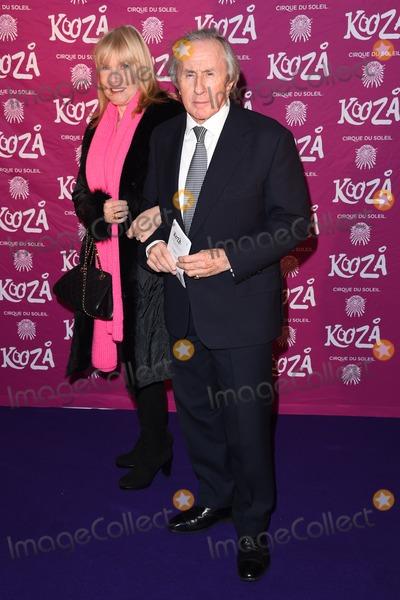 Jackie Stewart Photo - Sir Jackie Stewart arrives for the Cirque Du Soleil KOOZA Premiere at the Royal Albert Hall Kensington London 06012015 Picture by Steve Vas  Featureflash