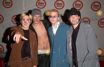 No Authority Photo - 14APR2000 Pop group NO AUTHORITY at Nickelodeons 13th Annual Kids Choice Awards Paul SmithFeatureflash