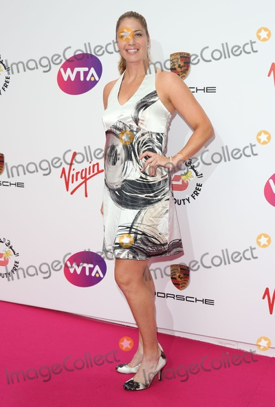 Alisa Kleybanova Photo - Alisa Kleybanova at The WTA Pre-Wimbledon Party 2014 presented by Dubai Duty Free held at The Roof Gardens Kensington - ArrivalsLondon 19062014 Picture by James Smith  Featureflash