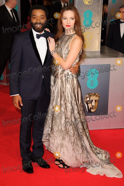 Chewetill Eijiofor Photo - actor Chewetill Eijioforarrives for the BAFTA Film Awards 2014 at the Royal Opera House Covent Garden London16022014 Picture by Steve Vas  Featureflash