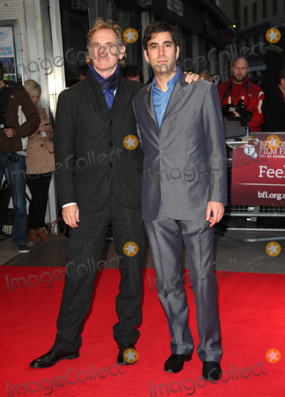 Andrew Litvin Photo - Christopher Sheppard and Andrew Litvin arriving for the premiere of Ginger And Rosa during the 56th BFI London Film Festival at Odeon West End London 13102012 Picture by Alexandra Glen  Featureflash