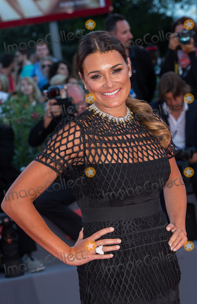 Alena Seredova Photo - Alena Seredova  at the premiere of Blood Of My Blood at the 2015 Venice Film FestivalSeptember 8 2015  Venice ItalyPicture Kristina Afanasyeva  Featureflash