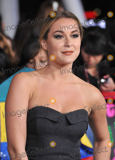 Alexa Bega Photo - Alexa Bega at the world premiere of The Twilight Saga Breaking Dawn - Part 2 at the Nokia Theatre LA LiveNovember 12 2012  Los Angeles CAPicture Paul Smith  Featureflash
