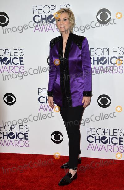Photo - Peoples Choice Awards 2016 - Press Room