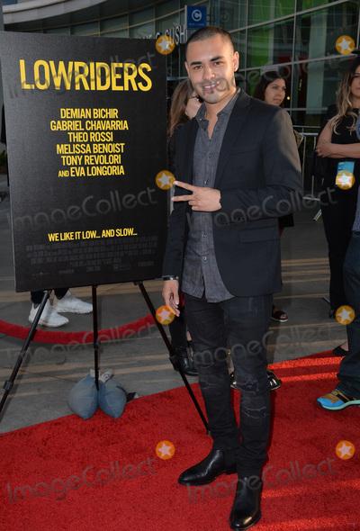 Photo - Lowriders Premiere - Los Angeles CA