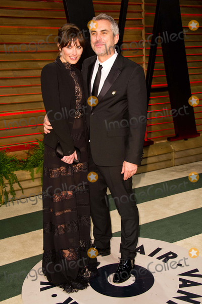 Alfonso Curaon Photo - Alfonso Curaon arriving for the 2014 Vanity Fair Oscars Party Los Angeles 02032014 Picture by James McCauleyFeatureflash