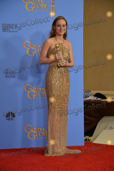 Photo - Golden Globe Awards 2016 - Press Room