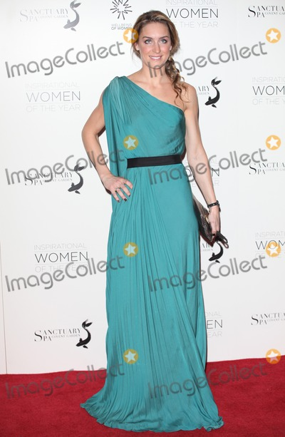 Amy William Photo - Amy Williams arriving for the Daily Mail Inspirational Women of the Year Awards in support of Wellbeing of Women held at the Marriott Hotel London 12112012 Picture by Alexandra Glen  Featureflash