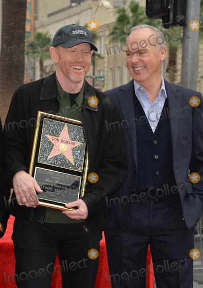 Photo - Ron Howard Star Ceremony