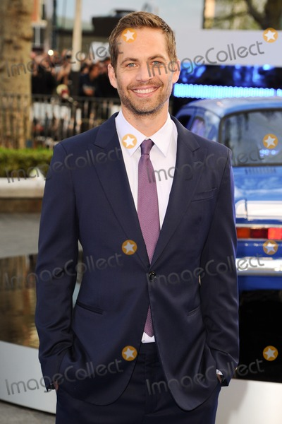 Photo - Paul Walker arriving for the Fast And Furious 6 Premiere at Empire Leicester Square London 07052013 Picture by Steve Vas  Featureflash