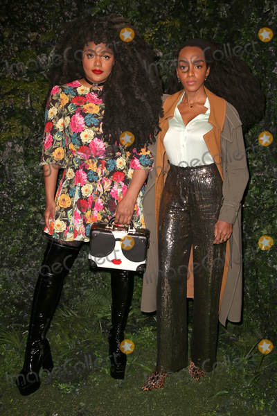 Alice and Olivia Photo - February 10 2020 New York New York USA TK WONDER CIPRIANA QUANN at the Alice and Olivia FW 2020 Fashion PresentationMeatpacking District NYCFebruary 10 2020Photos by     Photos Inc (Credit Image  Sonia MoskowitzGlobe Photos via ZUMA Wire)