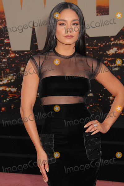 Photo - Vanessa Hudgens 07222019 The Los Angeles Premiere of Once Upon A Time In Hollywood held at the TCL Chinese Theatre in Los Angeles CA Photo by Izumi Hasegawa  HollywoodNewsWireco