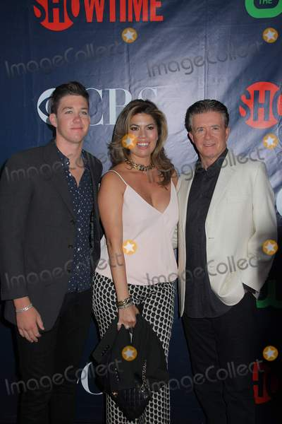 Tanya Thicke Photo - Carter Thicke Tanya Thicke Alan Thicke 08102015 CBS the CW and Showtime 2015 TCA Party at Pacific Design Center in West Hollywood CA Photo by Izumi Hasegawa  HollywoodNewsWirenet
