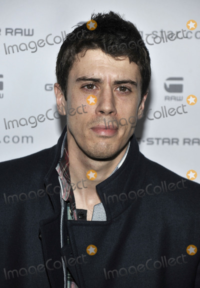 Tobey Kebbell Photo - Actor Tobey Kebbell attends G-Star Raw presents NY Raw FallWinter collection at New York Fashion Week held at the Hammerstein Ballroom in New York NY on February 16th 2010 (Pictured Tobey Kebbell)