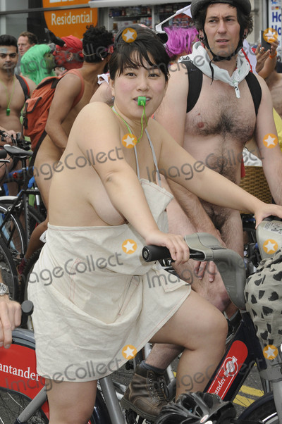 Nude bike ride toronto