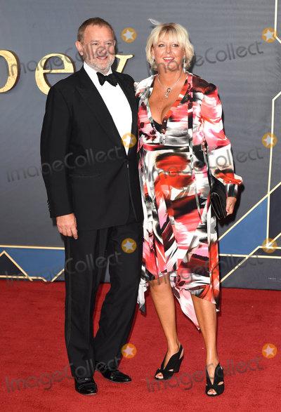 Hugh Bonneville Photo - London UK  Hugh Bonneville Lulu Evans at the World Premiere of Downton Abbey held at Cineworld Leicester Square London on Monday 9 September 2019Ref LMK392-J5420-100919Vivienne VincentLandmark Media WWWLMKMEDIACOM
