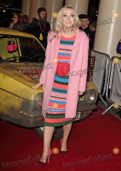 Photo - London UK Helen George at Only Fools and Horses Press night at the Theatre Royal Haymarket London on Tuesday February 19th 2019Ref LMK73-J4377-200219Keith MayhewLandmark Media WWWLMKMEDIACOM