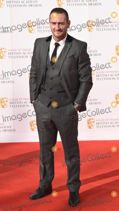 Will Mellor Photo - London UK Will Mellor  at at The House Of Fraser BAFTA TV Awards held at Royal Festival Hall Bellvedere Road Southbank London on Sunday 8 May 2016Ref LMK392 -60273-090516Vivienne VincentLandmark Media WWWLMKMEDIACOM