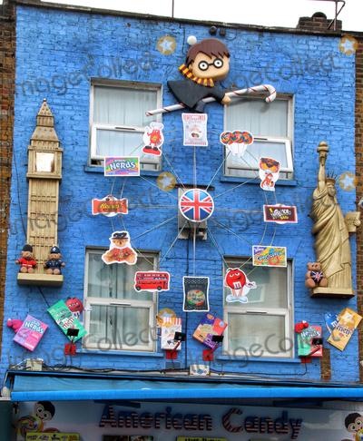 Photos From London 2020  - Camden Town