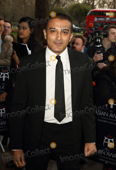 Adil Ray Photo - London UK Adil Ray at the Asian Awards 2016 Grosvenor House Hotel Park Lane 8th April 2016 Ref LMK73-60215-090416Keith MayhewLandmark Media WWWLMKMEDIACOM