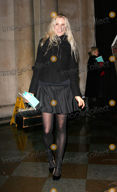 Alexandra Aitken Photo - London UK Penny Lancaster Stewart at a Lunch Party for Somerset House Ice Rink (sponsored by Tiffany ) at Somerset House  The Strand in London UK20th November 2007Keith MayhewLandmark Media