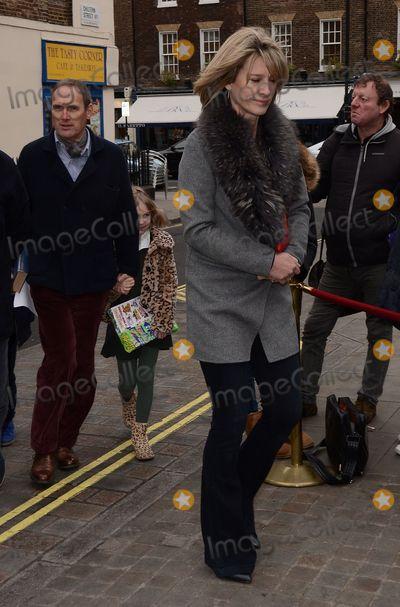 AA Gill Photo - London UK  A A Gill and Nicola Formby attend Working Title Pre BAFTA VIP Brunch at The Chiltern Firehouse Chiltern Street London on Saturday 7 February 2015Ref LMK392 -50541-080215Vivienne VincentLandmark Media WWWLMKMEDIACOM